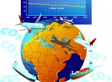 Varor bör belastas med miljöpåverkan från hela livscykeln. Industriländer bör i sin nationella statistik bokföra miljöpåverkan från sin konsumtion – såväl egenproducerade som importerade varor och tjänster. Diagrammet visar växthusgasutsläpp orsakade av den svenska konsumtionen. Utsläppen har från 1993 till 2010 ökat från 100 till 115 miljoner ton. Utsläppen i andra länder orsakade av svensk konsumtion har ökat med 26 miljoner ton samtidigt som de inhemska utsläppen orsakade av svensk konsumtion minskat med 11 miljoner ton.