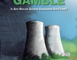 Framsidan av boken Climate Gambe